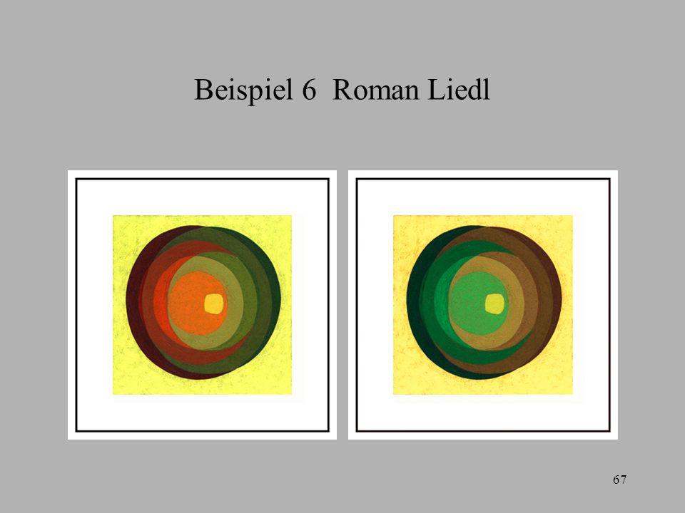Beispiel 6 Roman Liedl
