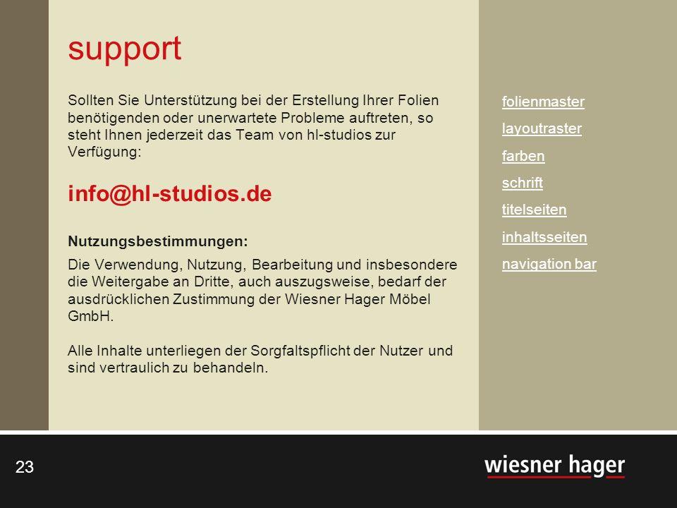 support info@hl-studios.de