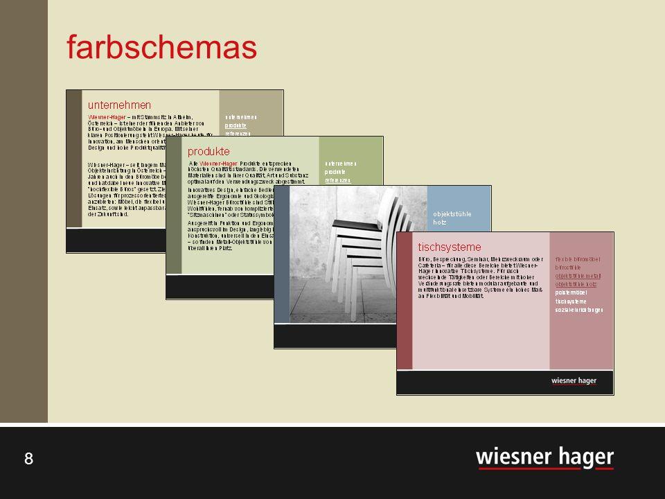 farbschemas