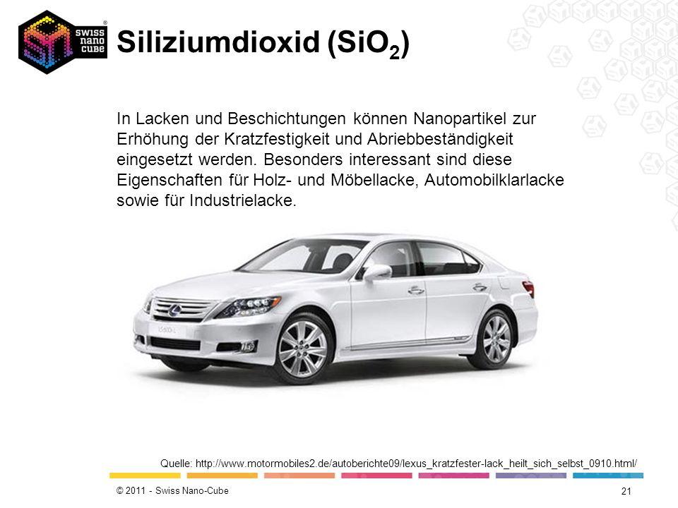 Siliziumdioxid (SiO2)