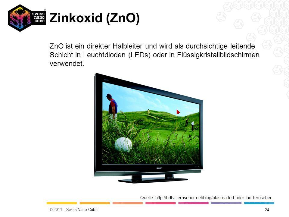 Zinkoxid (ZnO)