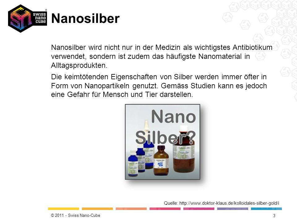 NanosilberIn Socken und Unterwäsche hilft Nanosilber gegen üblen Geruch.