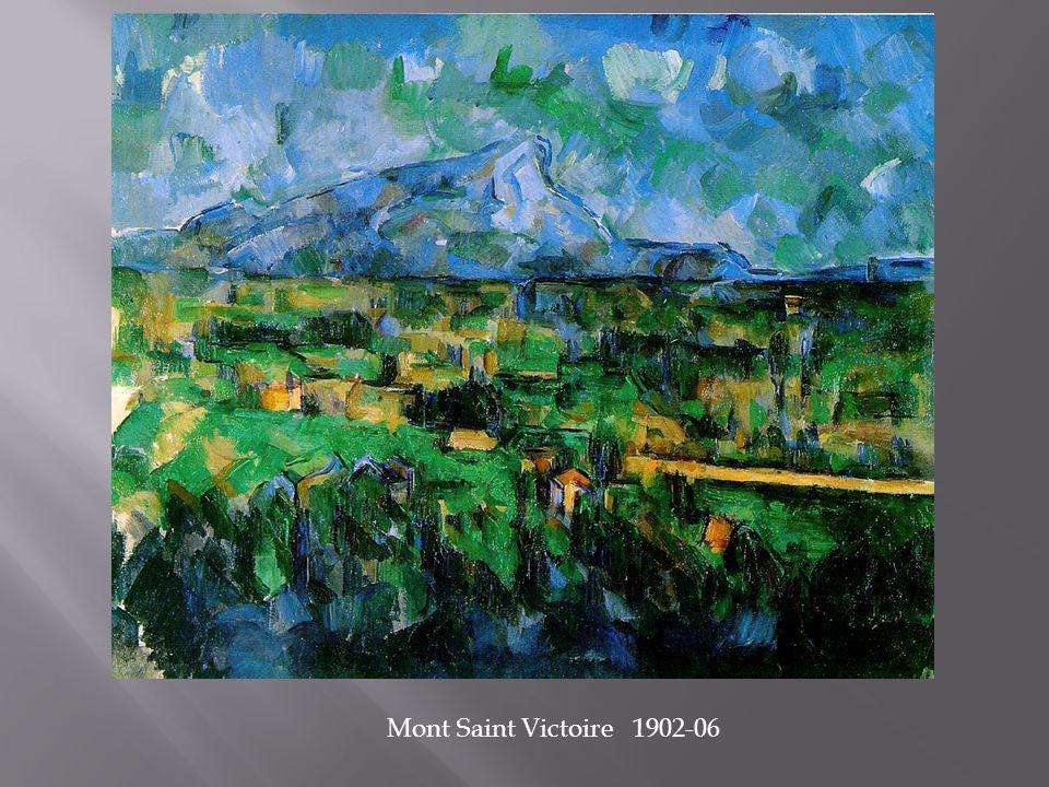Mont Saint Victoire 1902-06