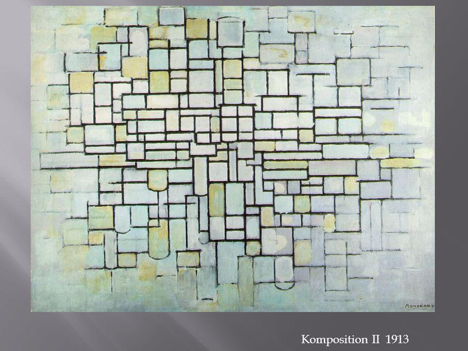 Komposition II 1913