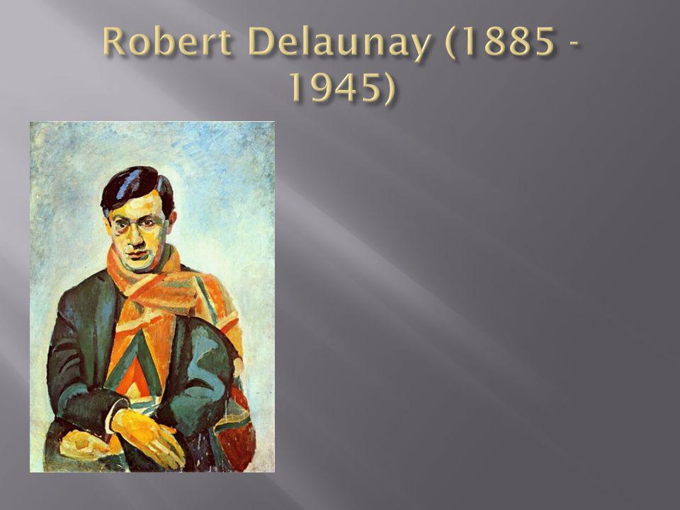 Robert Delaunay (1885 - 1945)
