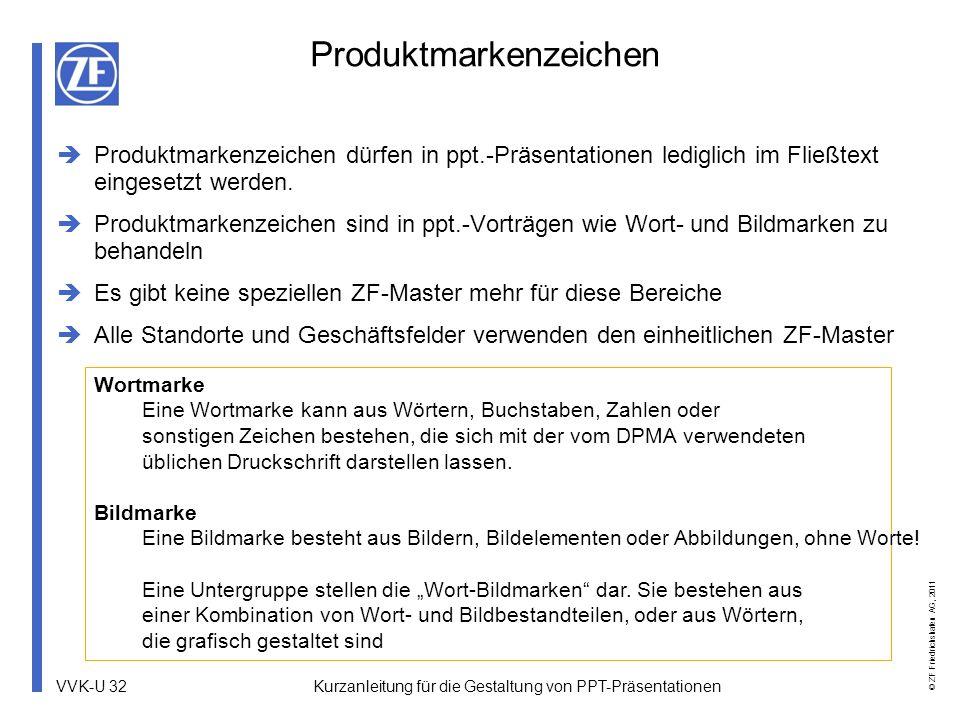 Produktmarkenzeichen