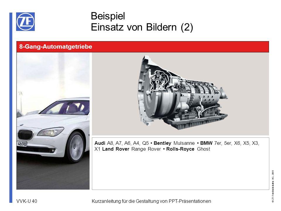 Beispiel Einsatz von Bildern (2)