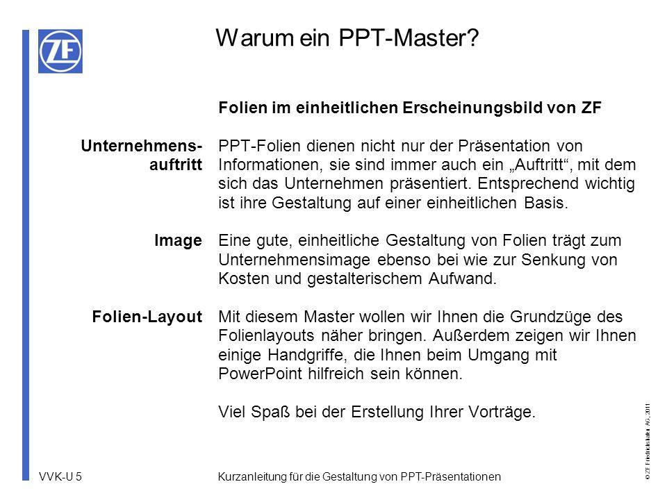 Warum ein PPT-Master Unternehmens- auftritt Image Folien-Layout
