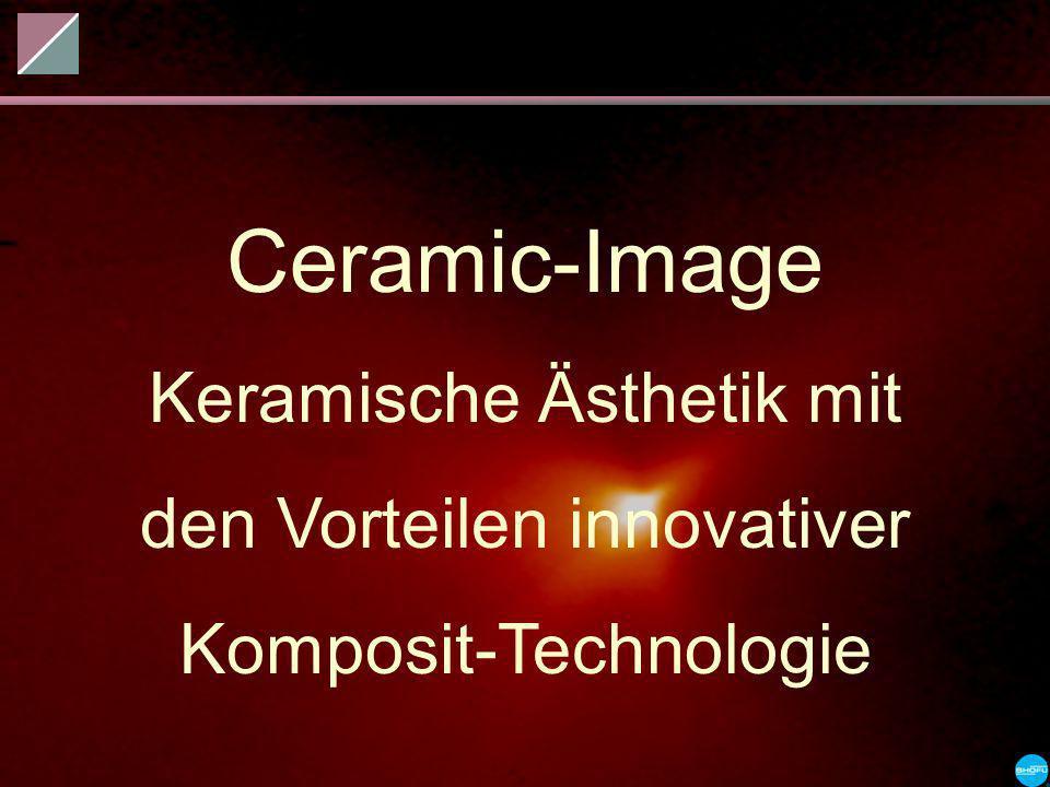 Ceramic-Image Keramische Ästhetik mit den Vorteilen innovativer