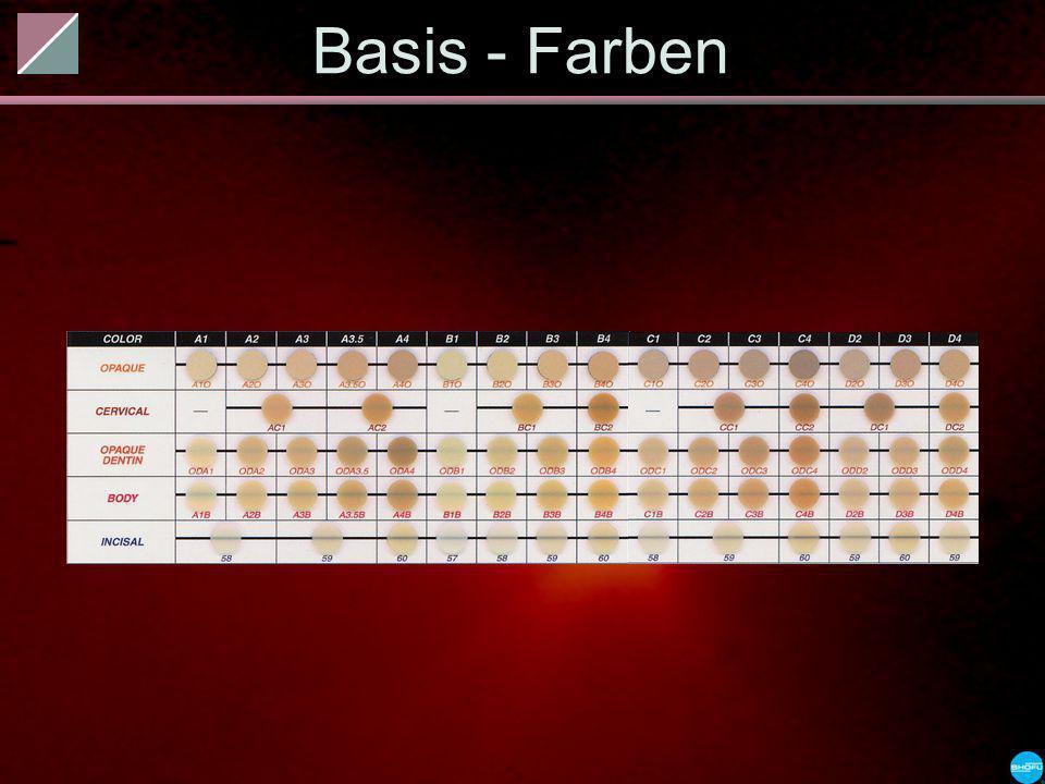 Basis - Farben