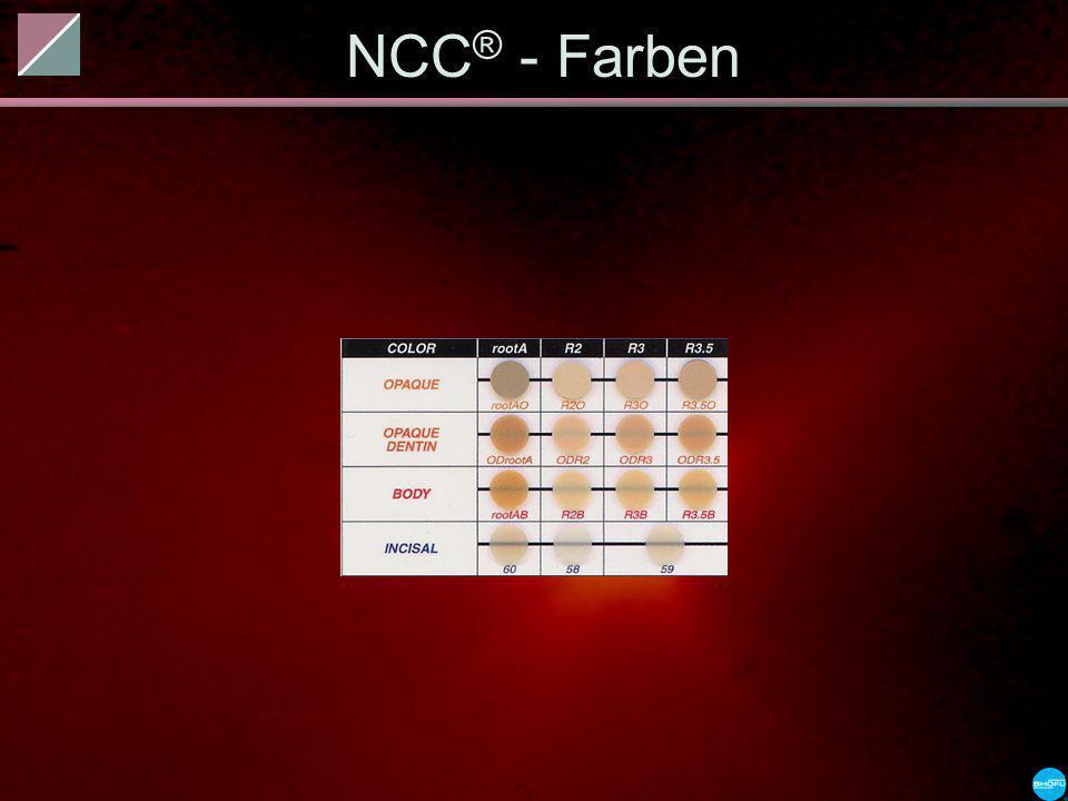 NCC® - Farben