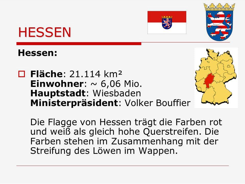HESSEN Hessen: