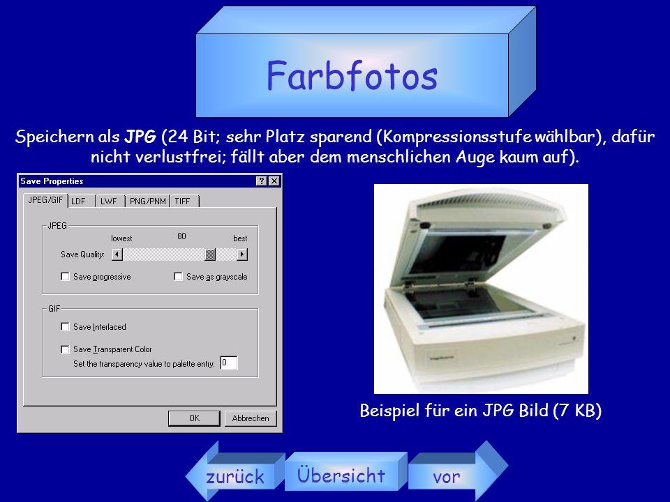 Beispiel für ein JPG Bild (7 KB)