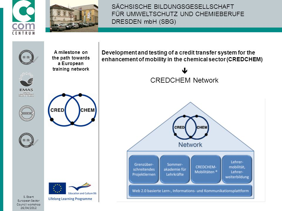A milestone on the path towards a European training network