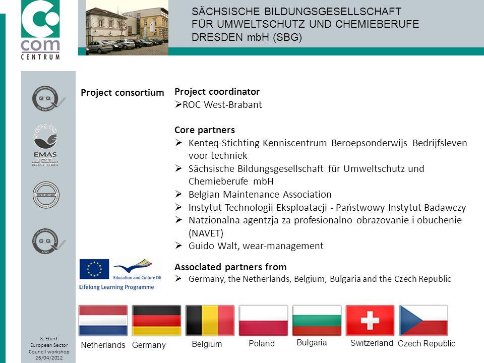 Sächsische Bildungsgesellschaft für Umweltschutz und Chemieberufe mbH
