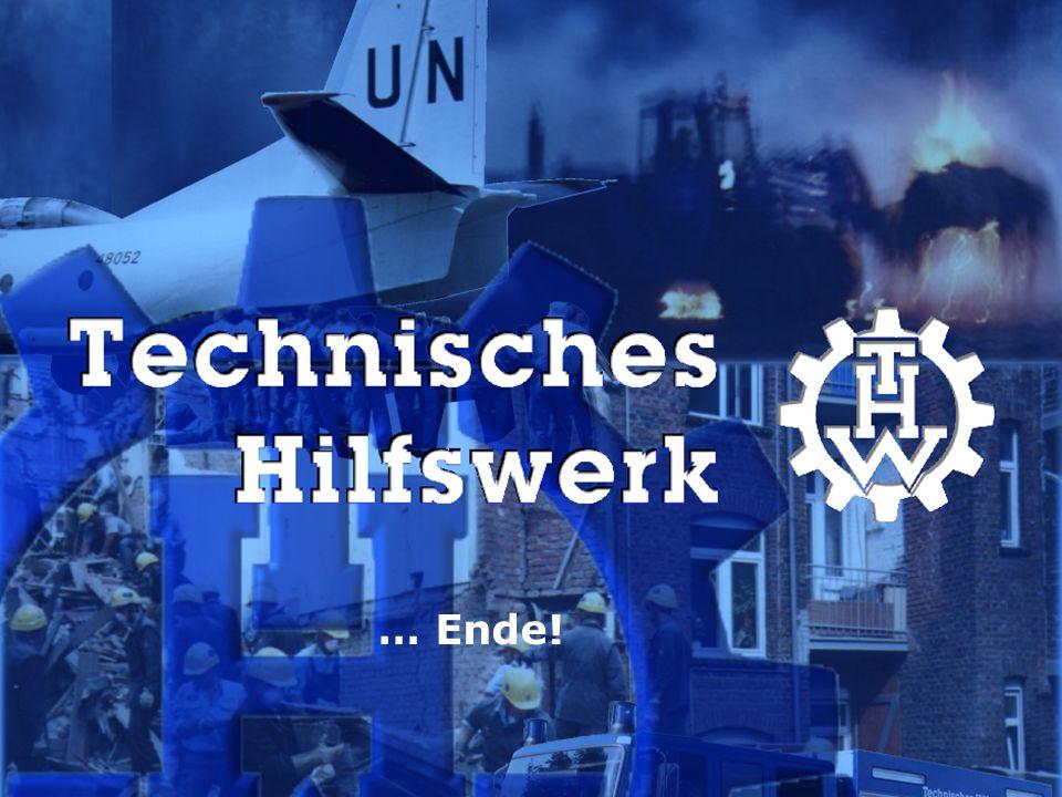 28.03.2017 Pause Praxis in der Halle … Ende! 28.03.2017 www.thw.de