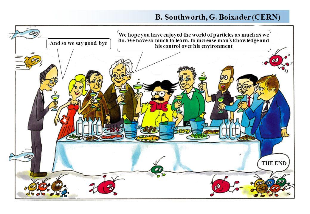 B. Southworth, G. Boixader (CERN)