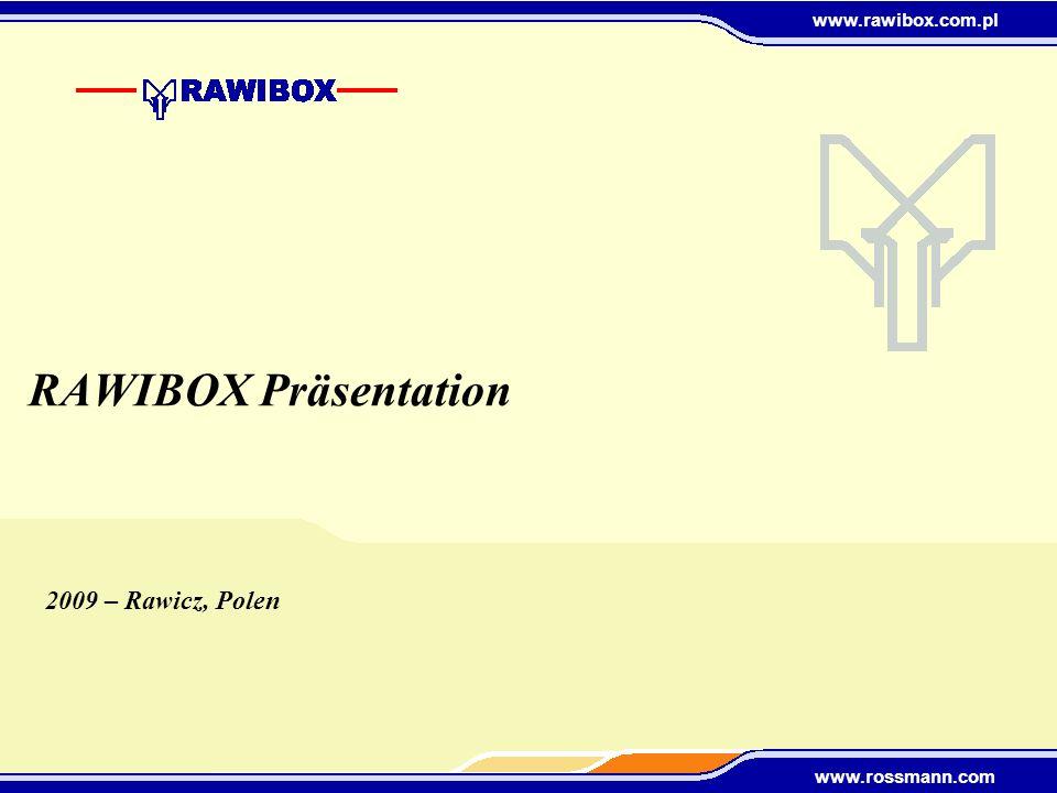 RAWIBOX Präsentation 2009 – Rawicz, Polen