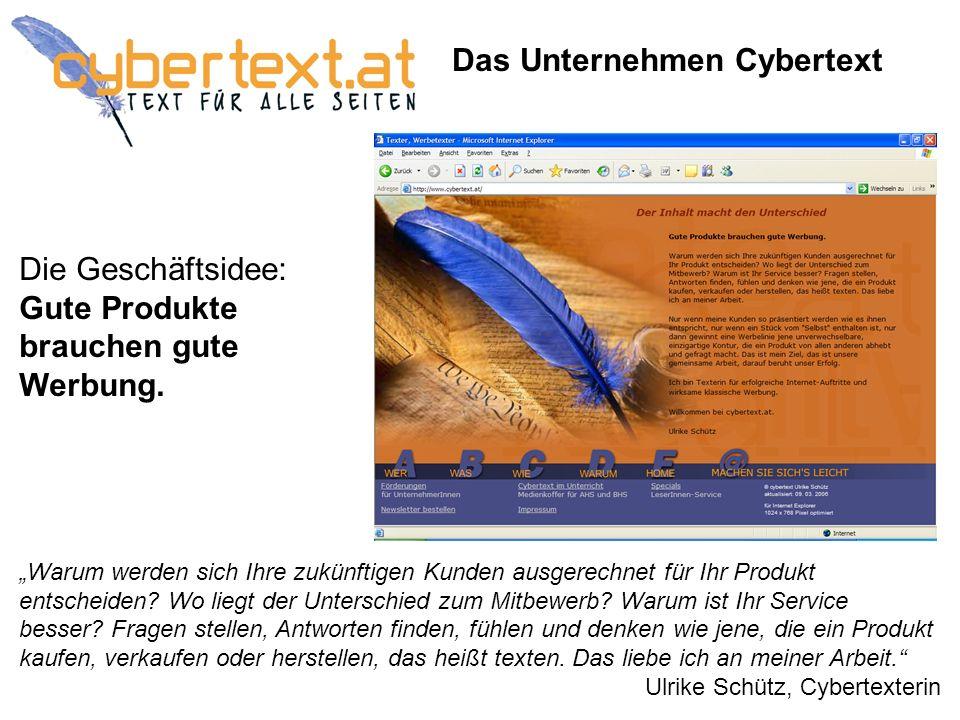 Das Unternehmen Cybertext