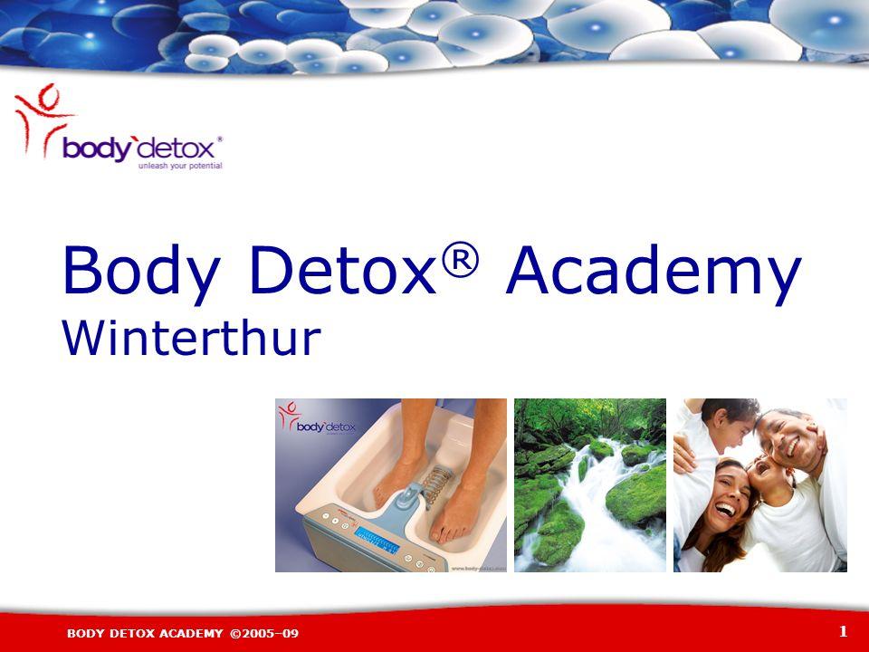Body Detox® Academy Winterthur