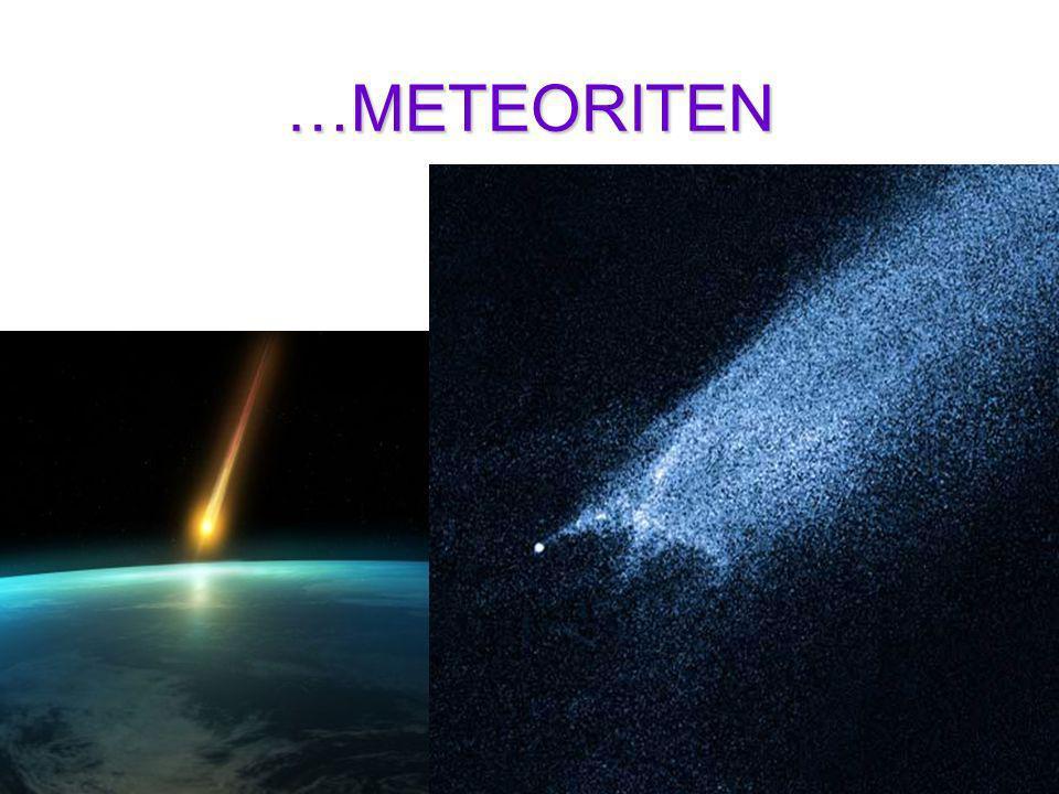 …METEORITEN