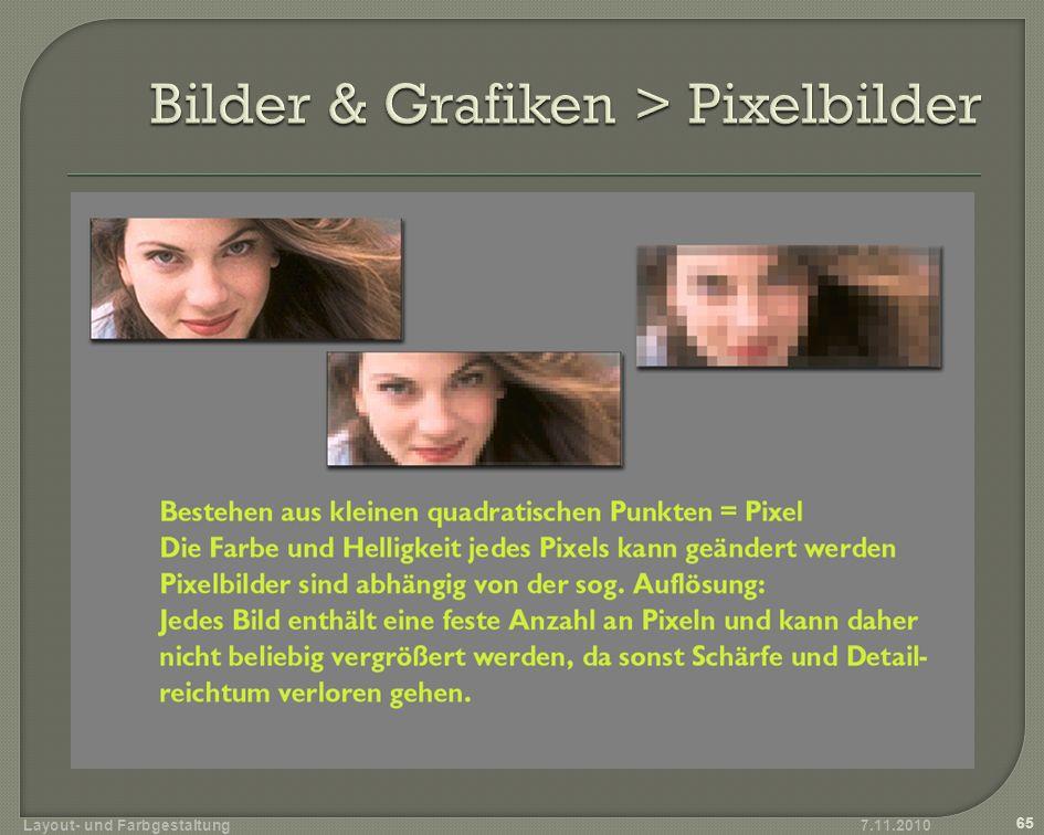 Bilder & Grafiken > Pixelbilder