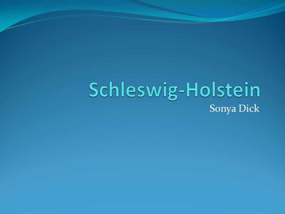 Schleswig-Holstein Sonya Dick