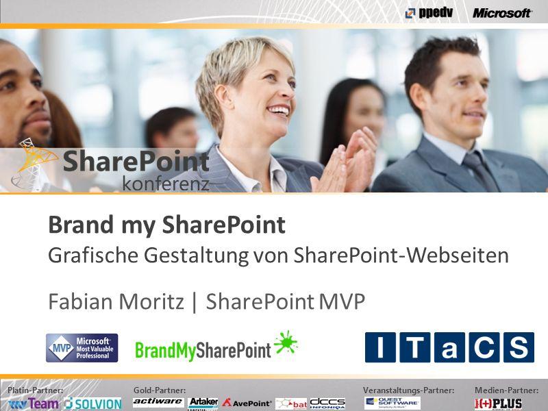 Brand my SharePoint Grafische Gestaltung von SharePoint-Webseiten