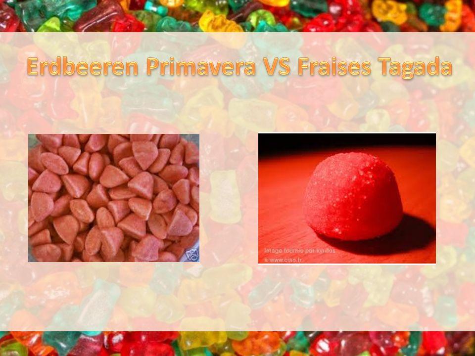 Erdbeeren Primavera VS Fraises Tagada