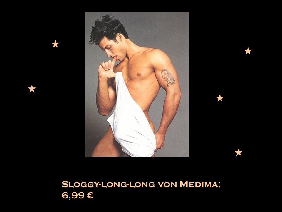 Sloggy-long-long von Medima: 6,99 €