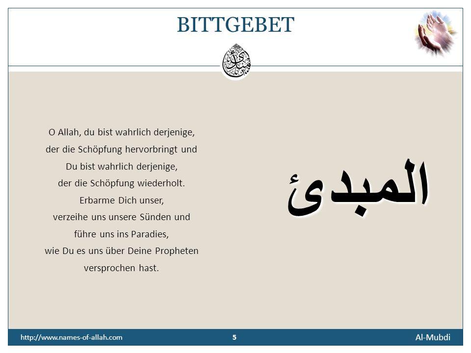 BITTGEBET