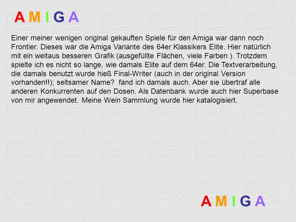 A M I G A