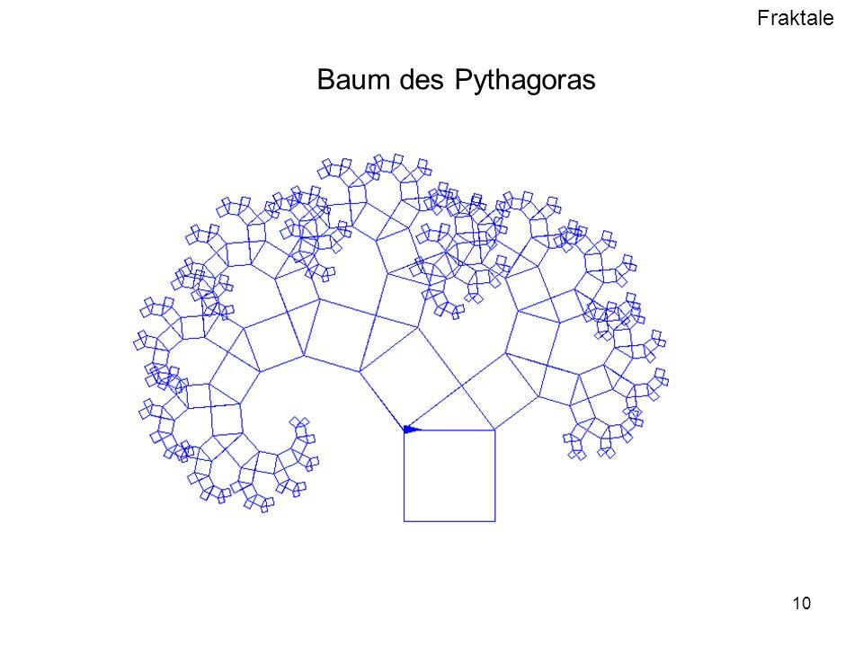 Baum des Pythagoras