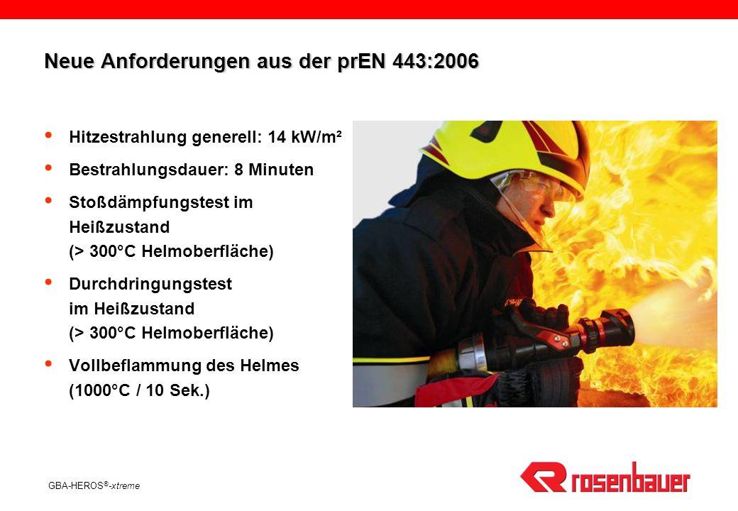 Neue Anforderungen aus der prEN 443:2006