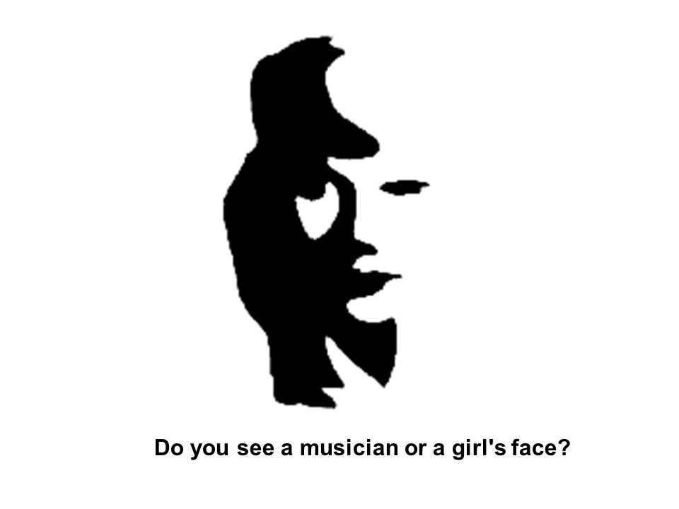 Do you see a musician or a girl s face