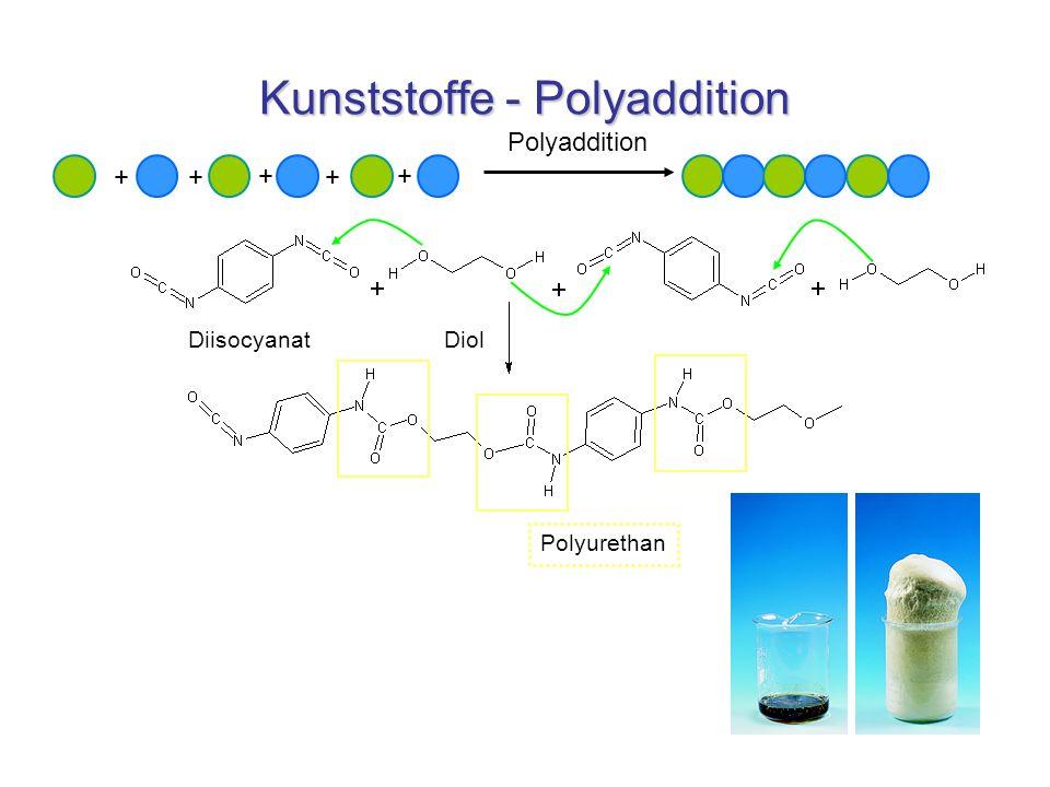 Kunststoffe - Polyaddition
