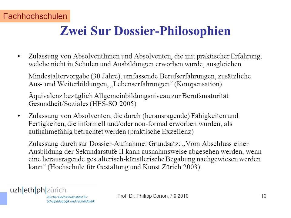 Höhere Berufsbildung Sur Dossier. Voraussetzungen, z.B. für HR-Fachmann/frau mit eidg. Fachausweis.