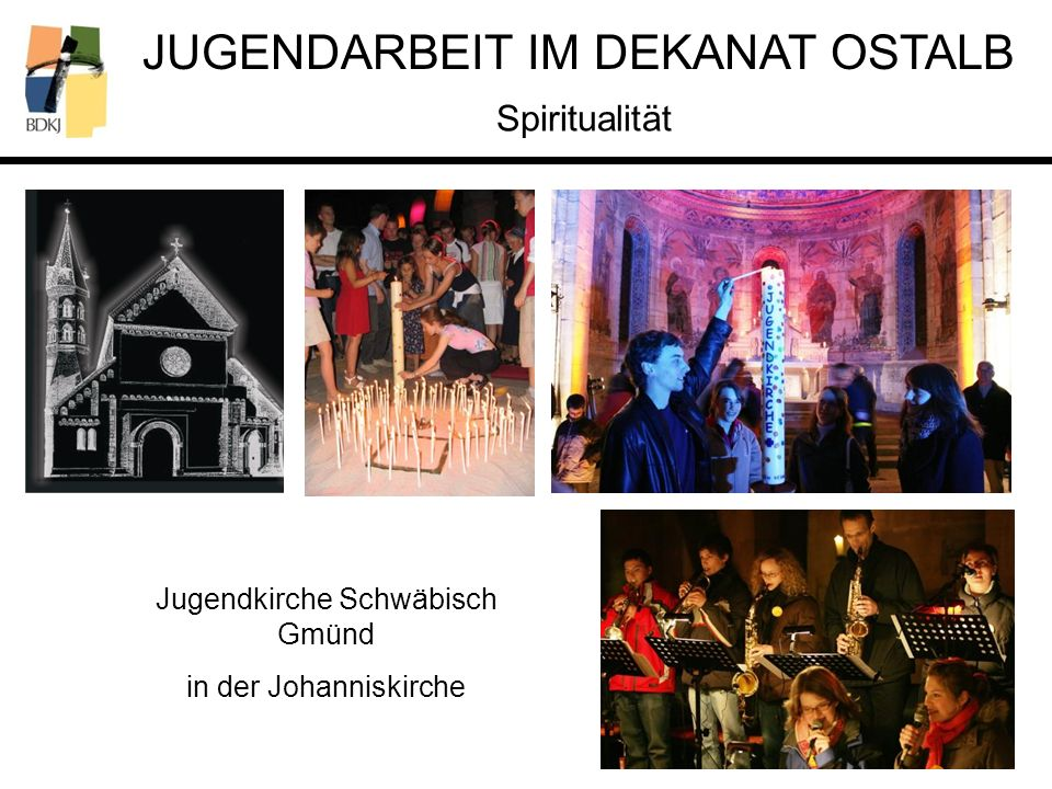 Jugendkirche Schwäbisch Gmünd