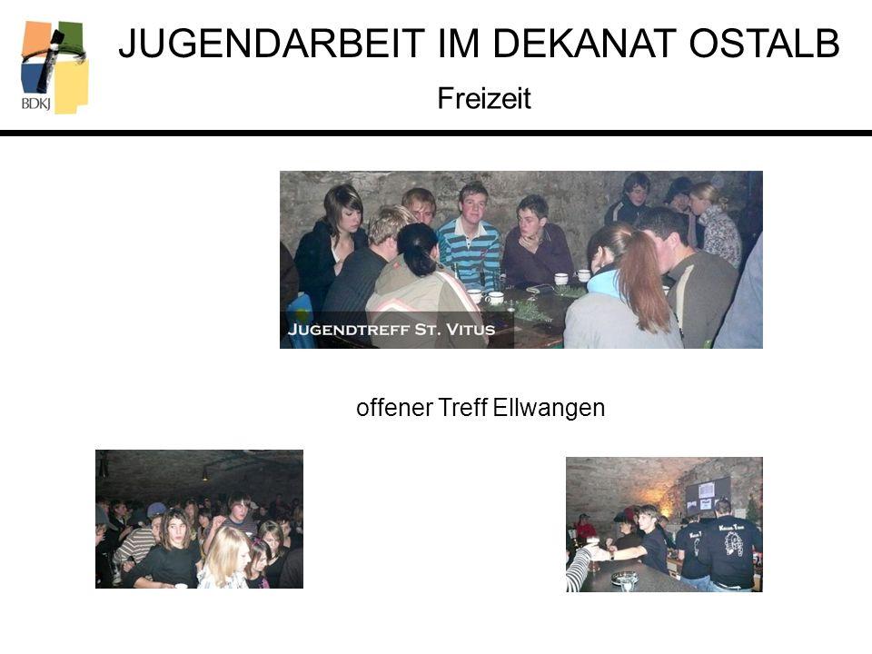 Freizeit offener Treff Ellwangen