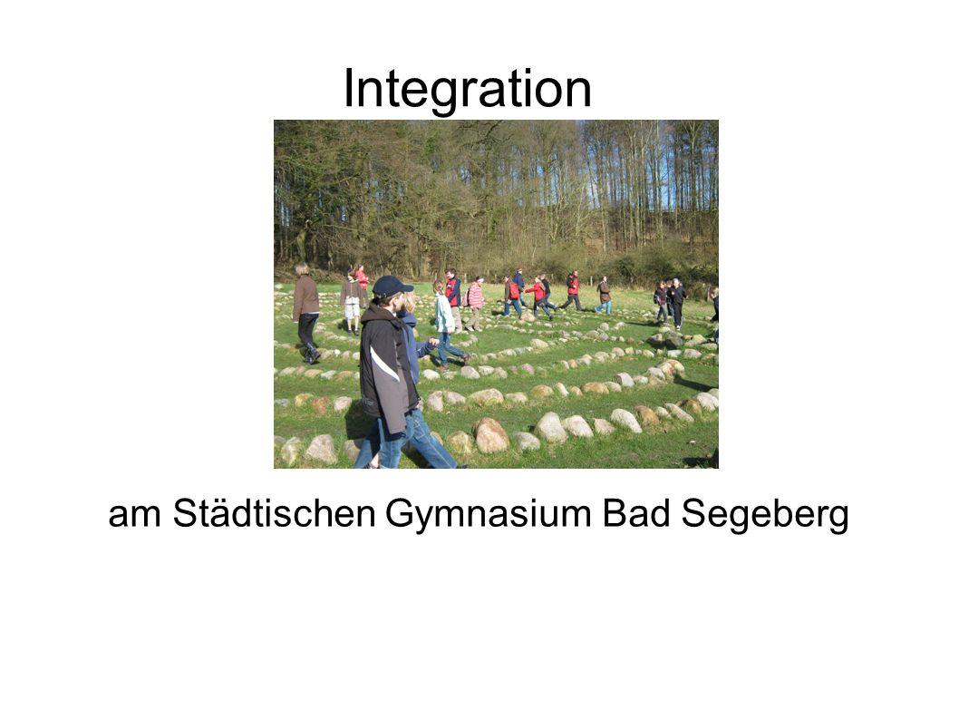 am Städtischen Gymnasium Bad Segeberg
