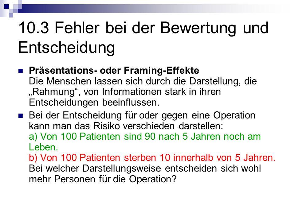 Großzügig Framing Effekt Beispiele Bilder - Rahmen Ideen ...