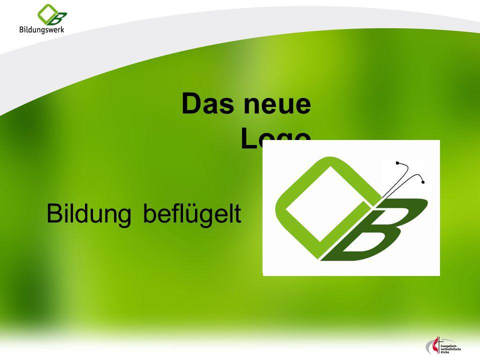 Das neue Logo Bildung beflügelt