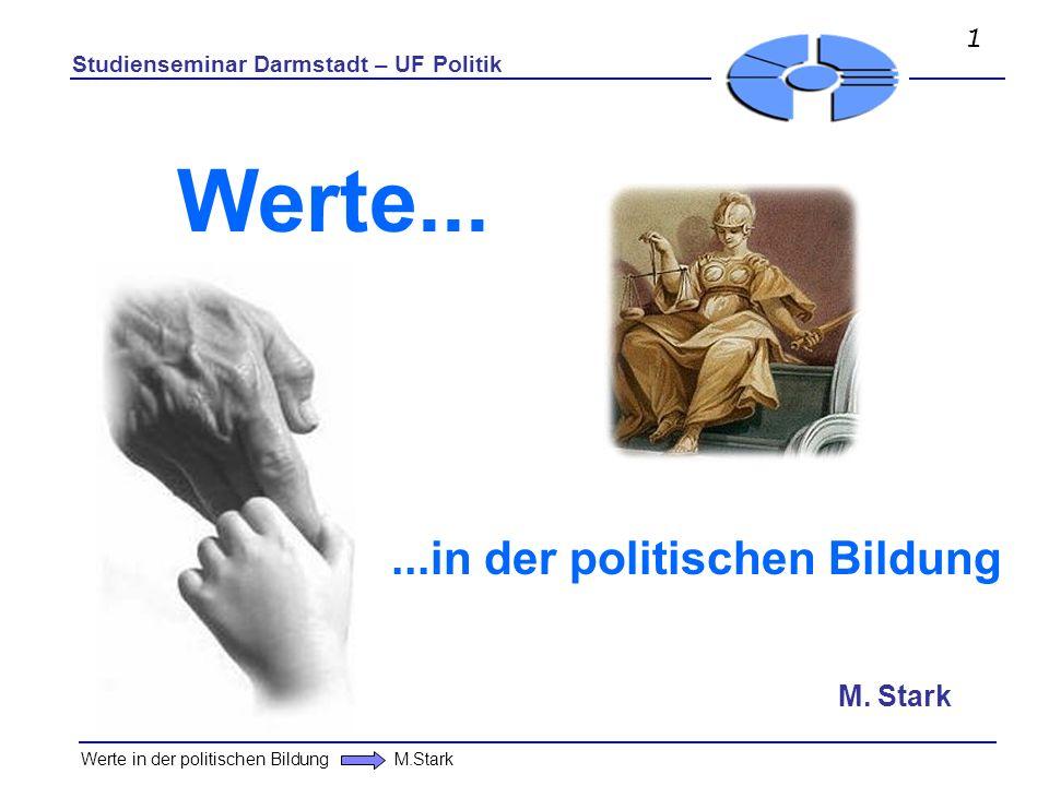 ...in der politischen Bildung