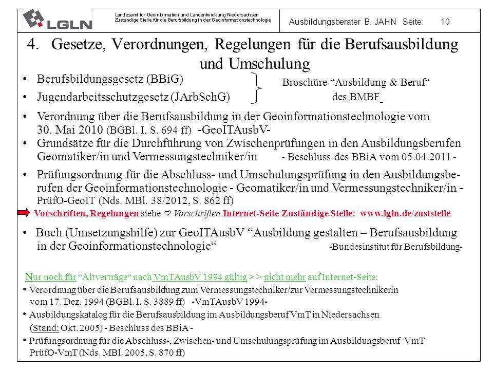Broschüre Ausbildung & Beruf