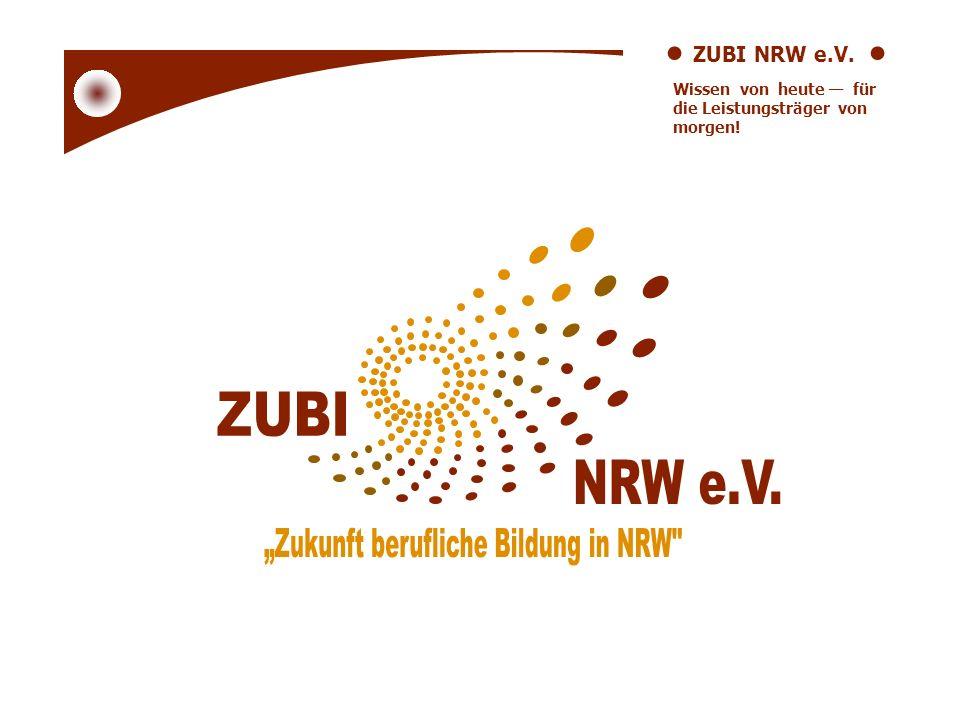"""""""Zukunft berufliche Bildung in NRW"""