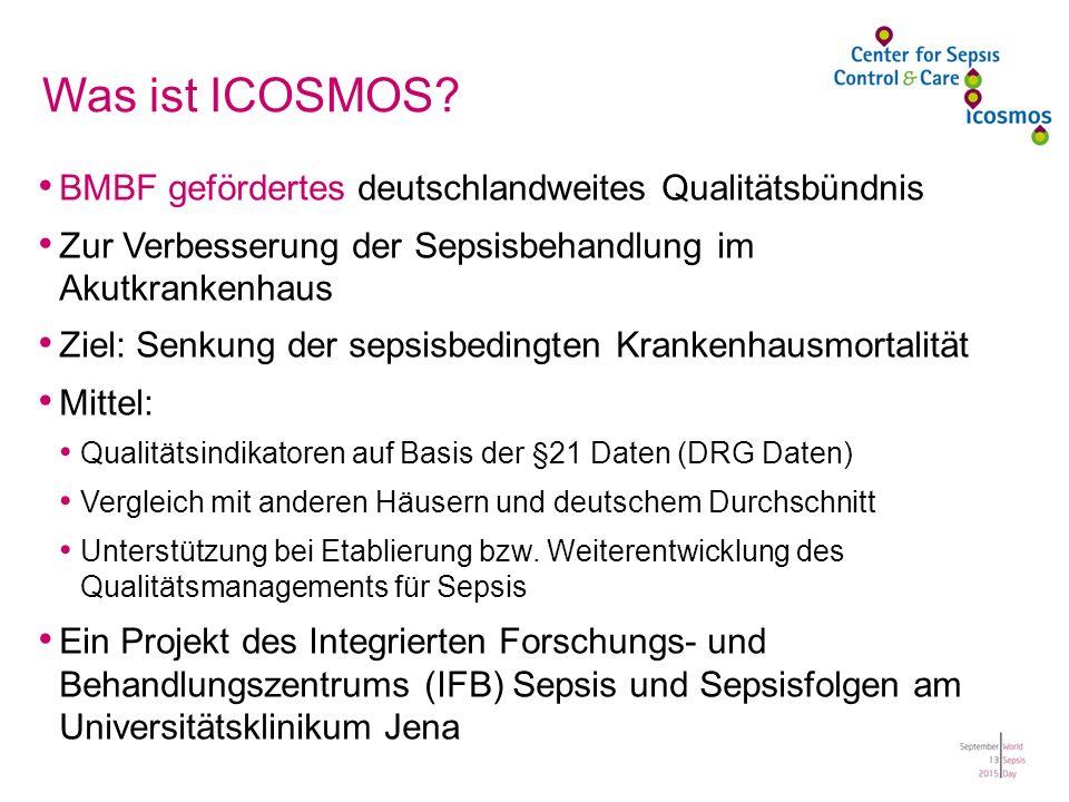 Was ist ICOSMOS BMBF gefördertes deutschlandweites Qualitätsbündnis