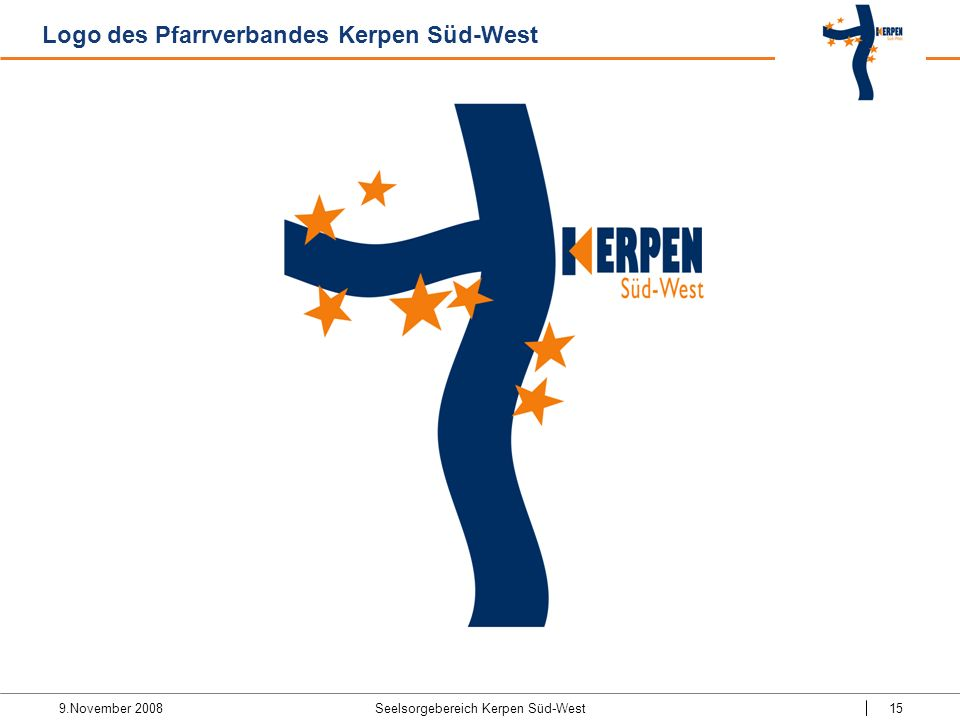 Logo des Pfarrverbandes Kerpen Süd-West