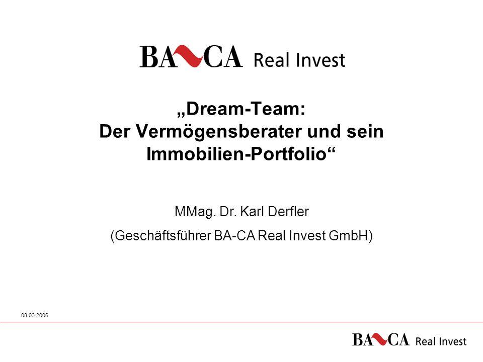 """""""Dream-Team: Der Vermögensberater und sein Immobilien-Portfolio"""