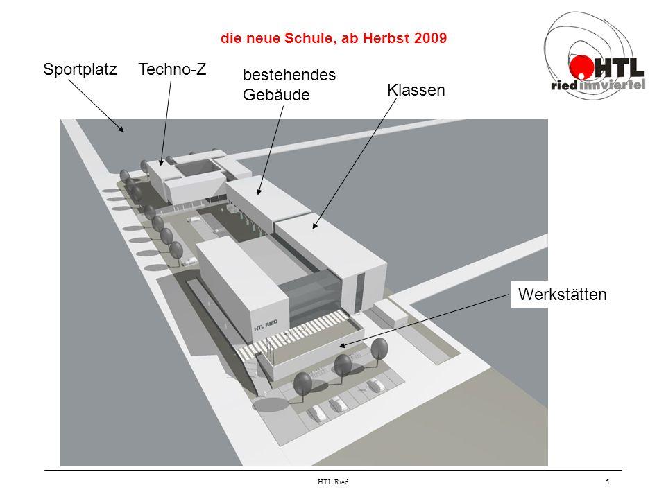die neue Schule, ab Herbst 2009