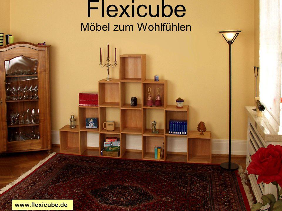 Flexicube Möbel zum Wohlfühlen www.flexicube.de